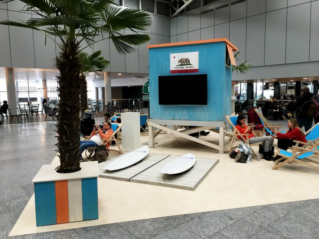 Beach House, Surf Simulator